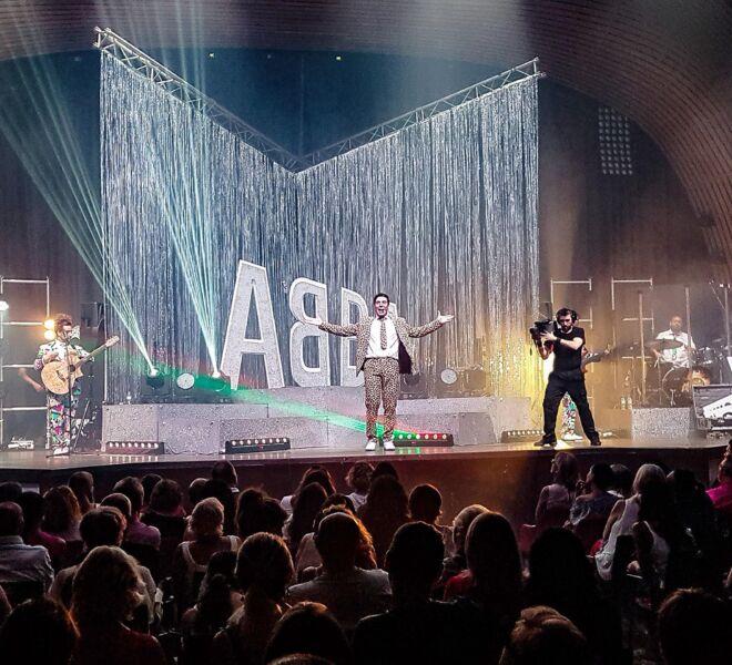 ABBA LIVE TV PLANETA FAMA