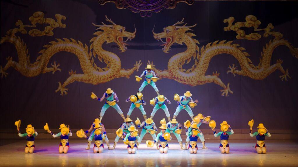 Gran Circo Acrobático de China Planeta Fama Producciones
