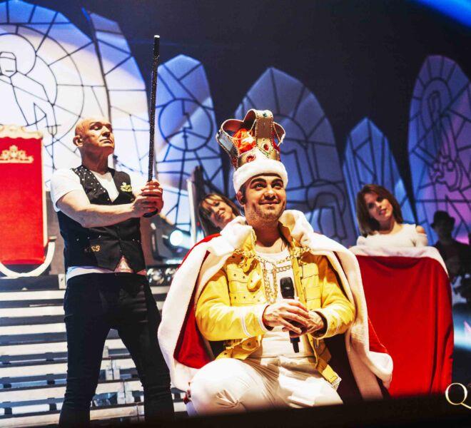 x coronación