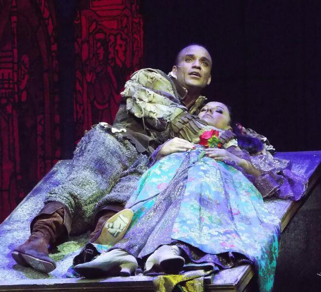 Romeo y Julieta TP